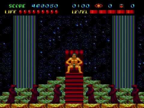 Legendary Axe 2 Final Boss And Ending Turbografx 16 Youtube