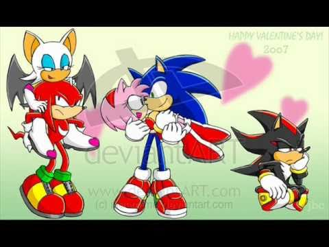 SonAmy-Show me the meaning of being Lonley