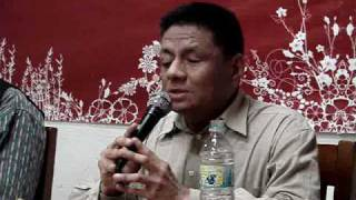 La perfumista Jorge Fernández Granados