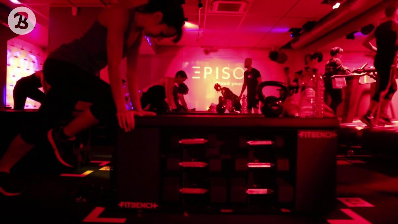 Le Premier Hub D Episod Place De Clichy Youtube