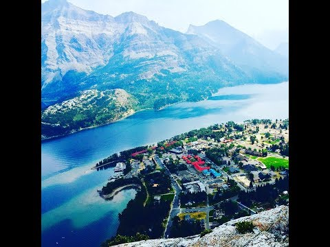 Waterton Lakes National Park. Bear's Hump Aug/2017