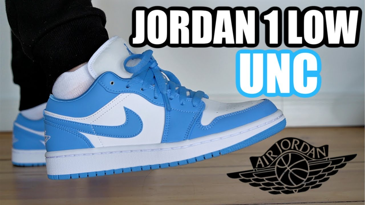 AIR JORDAN 1 LOW UNC REVIEW & ON FEET + SELL OR HOLD?