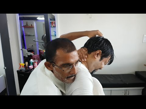 ASMR Champissage Head Massage