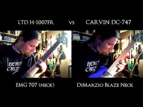Dueling 7-Strings - Jason Aaron Wood - ShredMentor