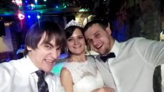 Отзывы после свадьбы 6 августа 2016 тамада в Омске Александр Марков