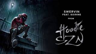 A Boogie Wit Da Hoodie Swervin feat 6ix9ine Official Instrumental