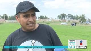 Cráter en campos de cultivo || Noticias con Juan Carlos Valerio