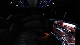 10 Passenger Limo By Deluxe Limousine of Houston, TX
