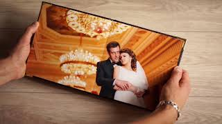 Печать фотокниги в Твери, свадебная книга фотоальбом