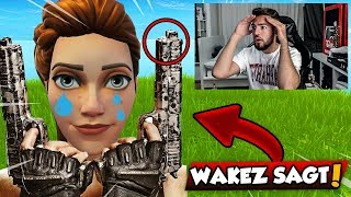 LUSTIGES WAKEZ SAGT... in Fortnite Battle Royale!