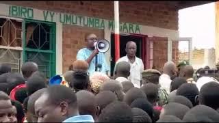 Sorĉado en Burundo, ĉu ekzistas aŭ ne?