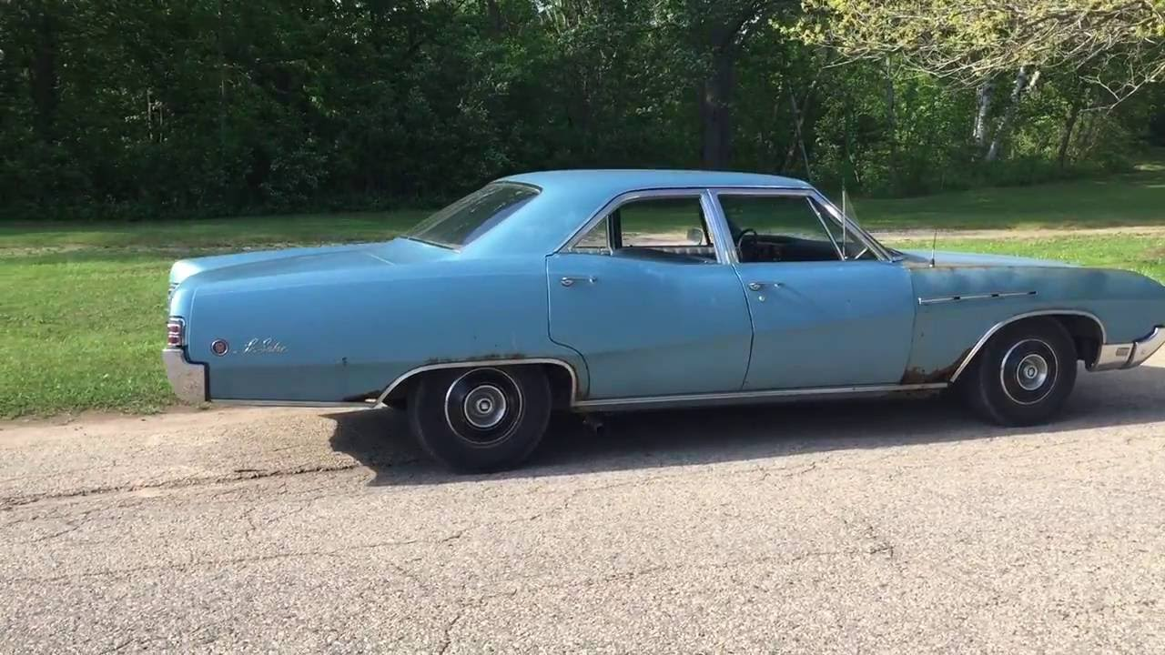 1968 Buick LeSabre - YouTube