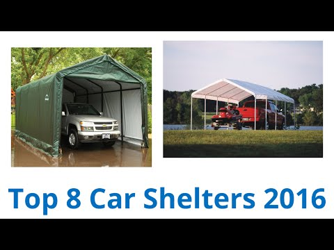 8 Best Car Shelters | Fall  2016