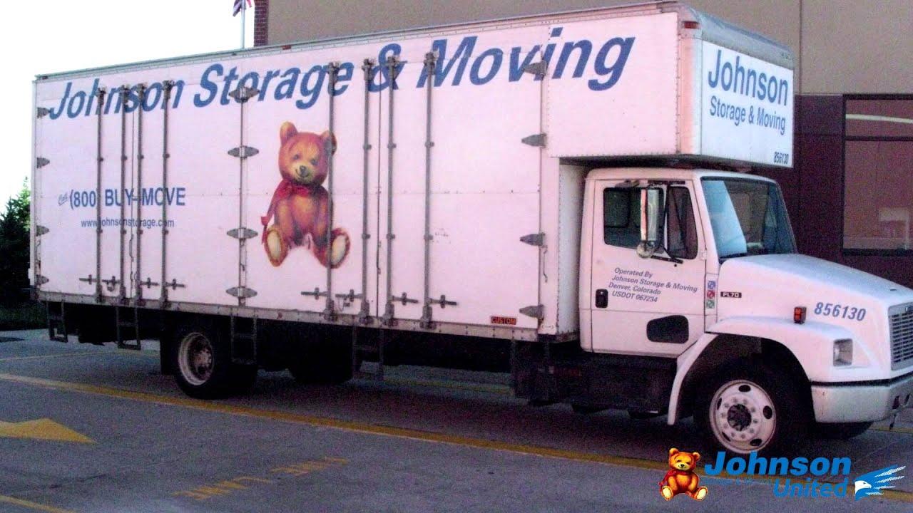 Johnson Storage And Moving Backyard Bbq Truck Pull