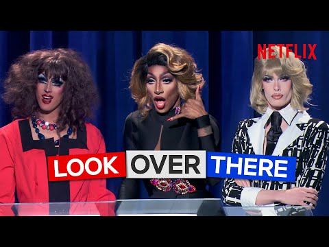 Rupaul's Drag Race S12 - Choices 2020, The Best of The Debate