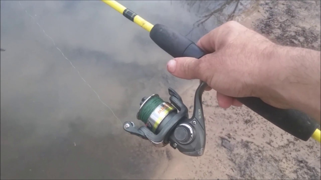 mr crappie rod and reel combo review