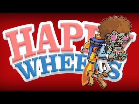 Happy Wheels: Freeze Wall Jet Pack - Part 208