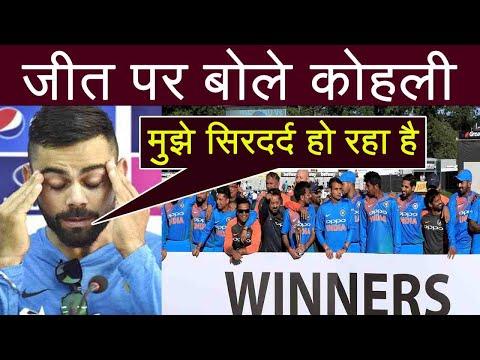 India Vs Ireland 2nd T20: Virat Kohli is having a headache after Ireland whitewash | वनइंडिया हिंदी