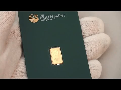 Kangaroo Minted Gold Bars Now Available In 1 Gram Size