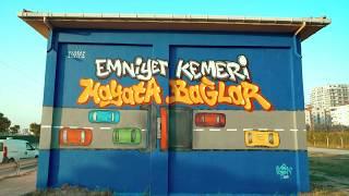 Graffiti ile Harikalar Yaratıyorlar!