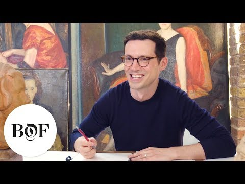 Erdem Moralioglu on his Met Gala Dress,  Run-DMC and Favourite Clients | The BoF quiz