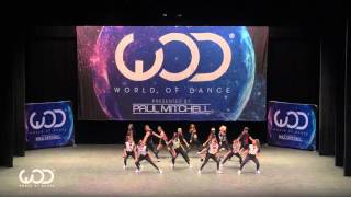 Wild Ones |  Exhibition | World of Dance San Diego 2015 | #WODSD15