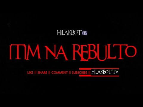 Tagalog Horror Story - ANG ITIM NA REBULTO (Fiction Story)    HILAKBOT TV