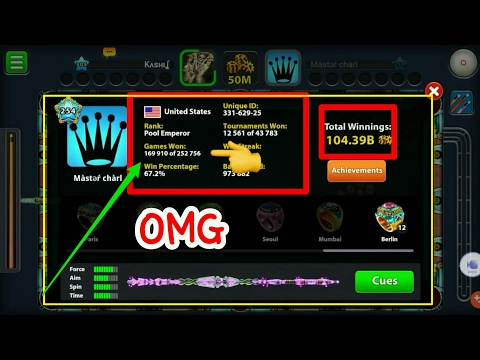 8 Ball Pool Hack Get Unlimited Free Coins Cash 2017 Ios Android