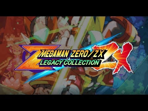 Mega Man Zero/ZX Legacy Collection introduces a clever twist on speedrunning with Z Chaser mode