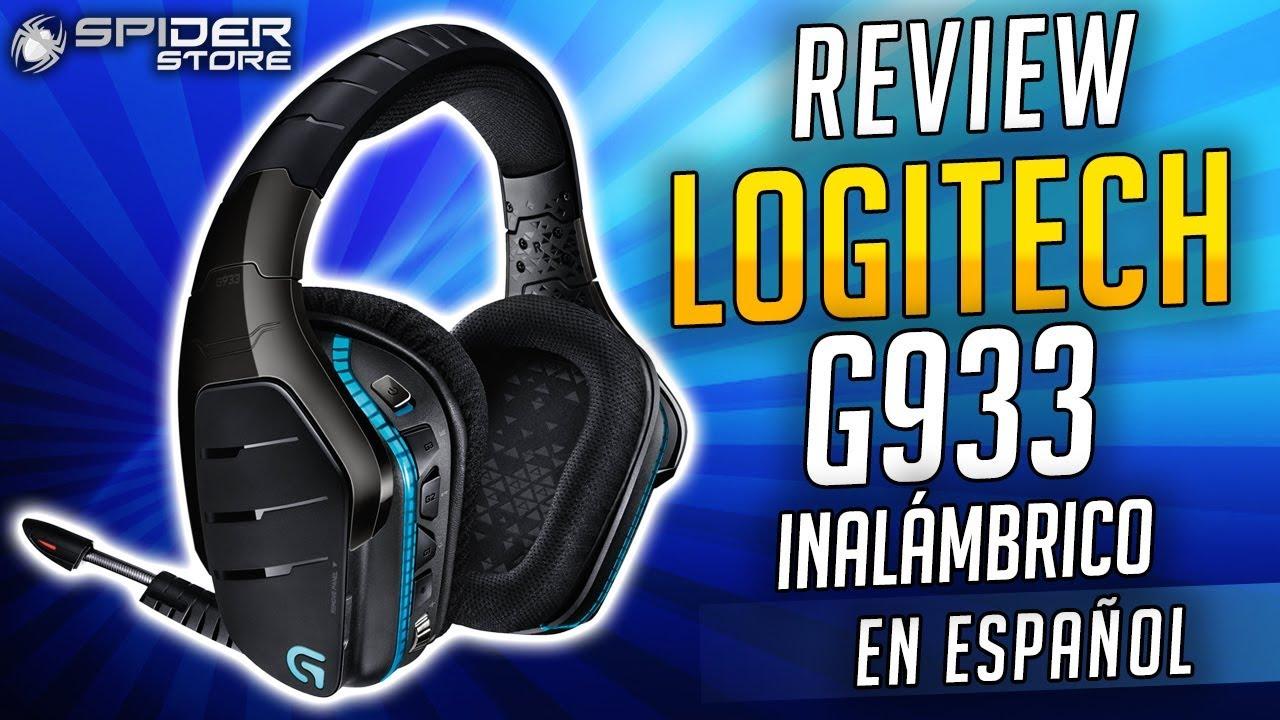 Review: Logitech G933 Artemis Spectrum (Inalámbrico)