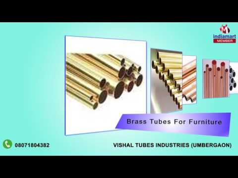 Copper & Brass Tubes by Vishal Tubes Industries