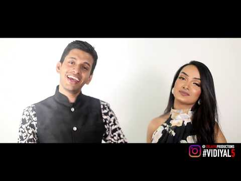 Friends - Marshmello & Anne Marie Tamil Mashup - Sharvesini & Nishmen