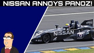 THE CAR THAT CAUSED A LAWSUIT! The Story of the Nissan Deltawing and ZEOD