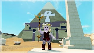 PERDUE IN THE PYRAMIDE - ROBLOX