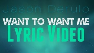 Video Jason Derulo-Want to Want Me Lyric Video download MP3, 3GP, MP4, WEBM, AVI, FLV November 2018
