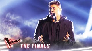 The Finals: Jordan Anthony sings 'Listen' | The Voice Australia 2019