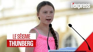 Greta Thunberg : ses discours chocs