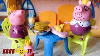 Мультики свинка пеппа все серии подряд без остановки на русском Мультфильмы для детей Свинка Пеппа