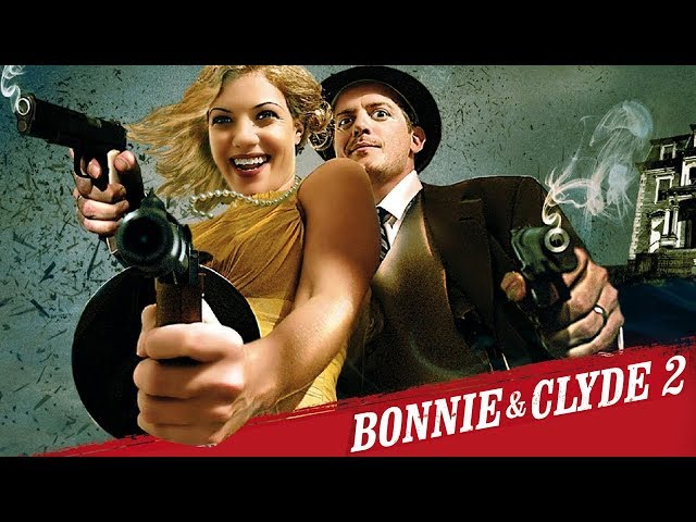 Bonnie & Clyde 2 (Action, Thriller in voller Länge auf Deutsch, ganze Film schauen)