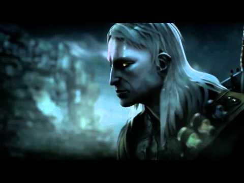 Клип по игре Ведьмак под песню Skillet Monster