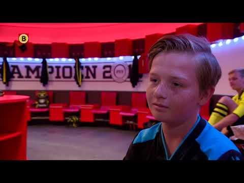Baas van PSV voor één dag: jongensdroom van voetbalclub uit Deurne komt uit