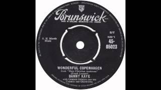 "Danny Kaye – ""Wonderful Copenhagen"" (UK Brunswick) 1959"
