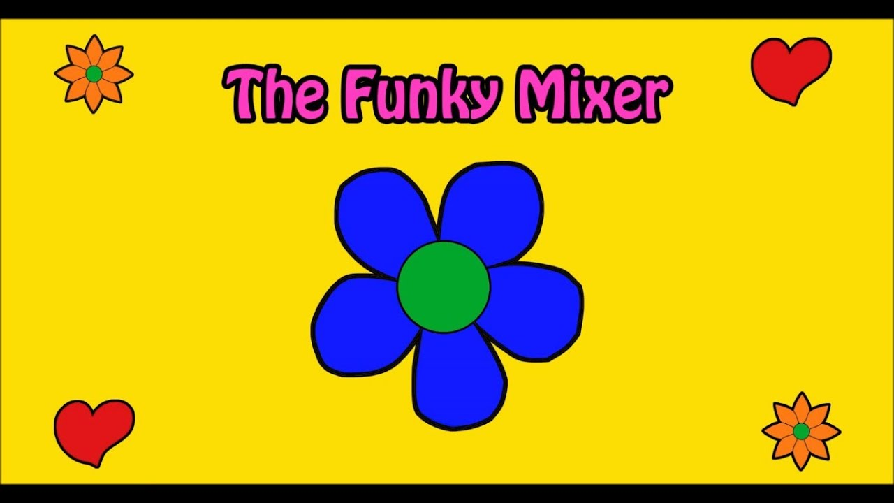 The Funky Mixer - A Touch of Jazz (Hip Hop Instrumental)