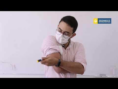 Enfermeiro explica como devemos usar a nova caneta de insulina