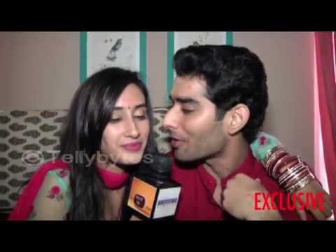 Namita and Priyansh aka Meera and Abhishek's Compatiblity Test..