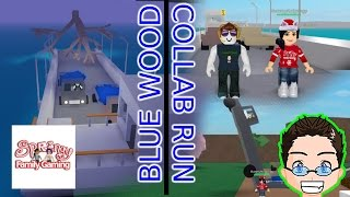 Roblox - Lumber Tycoon 2 - Blue Wood Run with MummyMcSpringy (PART 1/2)
