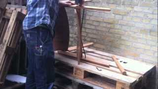 We Do Wood - Komplett Lounge Chair Assembly Instruction