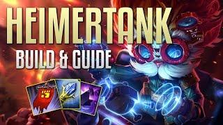 SUPER PUSH HEIMERDINGER New Build! - Build & How to Play - League of Legends