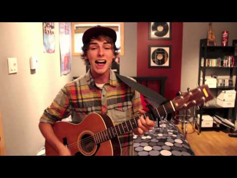Green Day - Kill The DJ (Acoustic Cover) by Janick Thibault