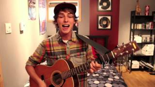 green day   kill the dj acoustic cover by janick thibault